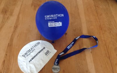 Swimming For Marie Curie
